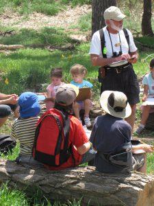 Homeschool Prairie Program_5.15.13_History Story with Naturalist Dale Jones