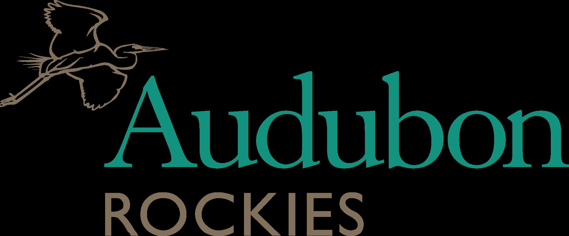 Audubon Rockies Logo