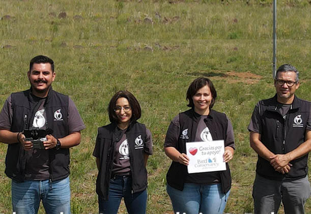 IMC Crew - Eduarado, Nancy, Alicia, Roberto